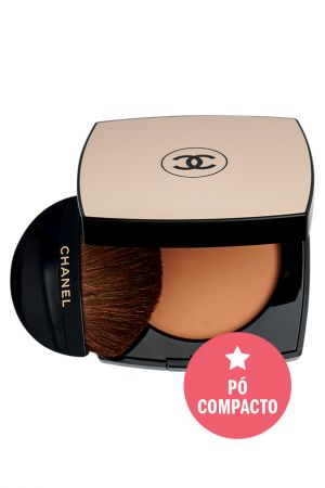 Les Beiges, Chanel, R$ 270* A textura finíssima é fundamental para manter o look natural e luminoso.